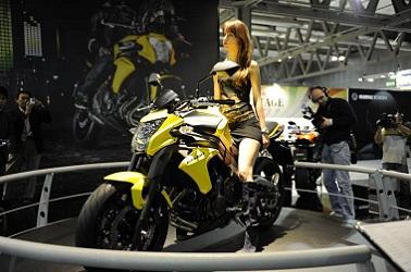 Kawasaki Er-6n 2012 EICMA