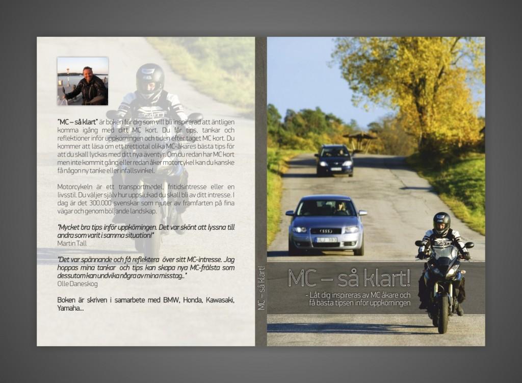 MC så klart - boken om första tiden med motorcykel