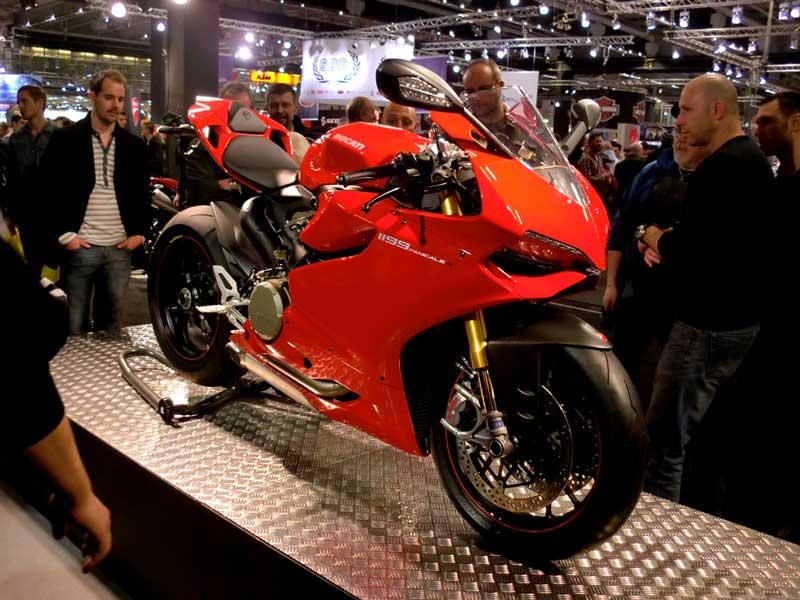 Ducati 1199 Panigale 2012