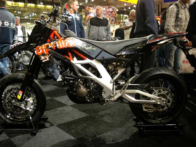 Aprilia SXV 550 2012