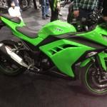 Kawasaki Ninja 300 2013 150x150 Bilder MC mässan 2013